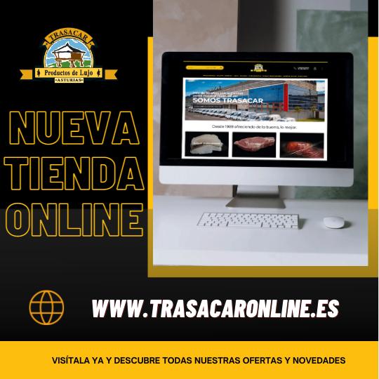 nueva tienda online trasacar